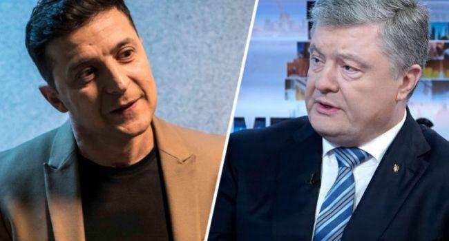 Никифоров: Для Порошенко выгодно, чтобы победил Зеленский