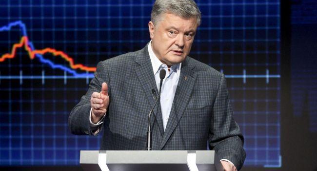 Литовченко: вчера состоялся мега-важный эфир на ICTV, наконец-то стали известны позиции Порошенко и Зеленского