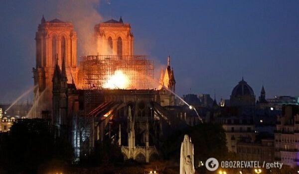 «Это не было преднамеренным поджогом»: стало известно, когда Нотр-Дам будет реставрирован и открыт для посещений