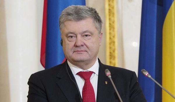 «Вернуться к Конституции 1996 года»: Порошенко обвинил Зеленского в планах узурпировать власть