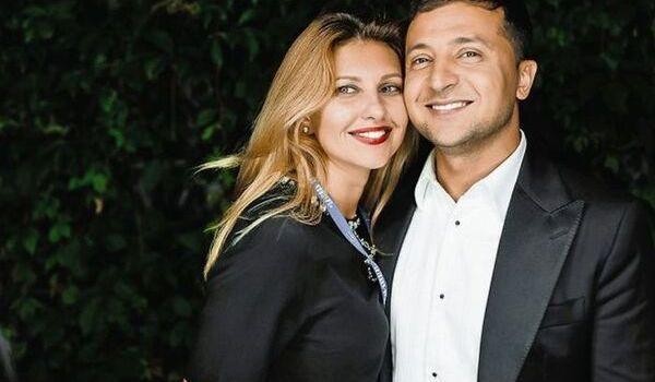 «Агрессивно против»: супруга Зеленского отказалась быть супругой президента