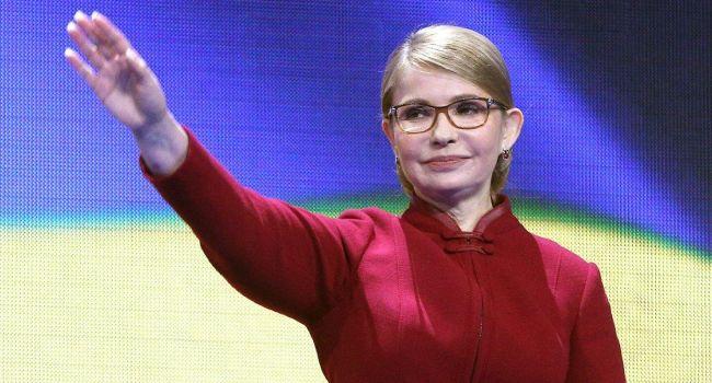 Прихильники Тимошенко влаштували у другому турі флешмоб (фото)