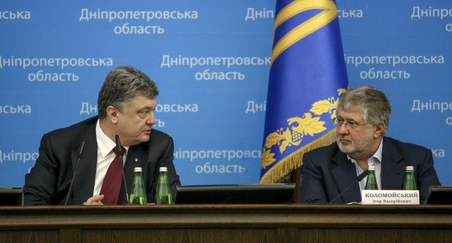 Ветеран АТО: поход Зеленского в политику – личная месть Коломойского Порошенко