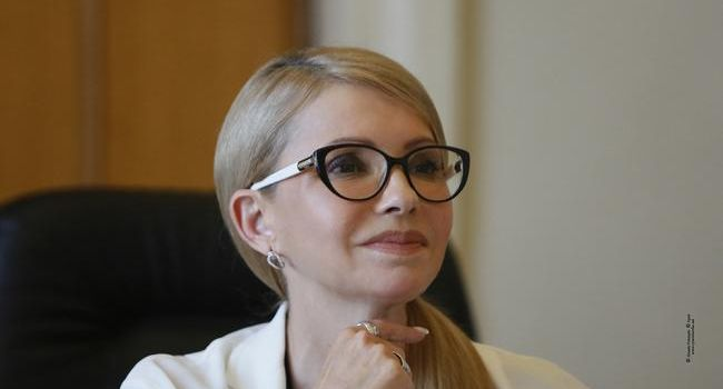 Юлия Тимошенко рассказала подробности важного звонка от Петра Порошенко