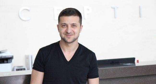 Политолог: «У Зеленского будет непродолжительный медовый месяц»
