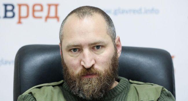 «Прут вам в ж*пу, а не Украина. Афган и Чечня покажутся вам прогулкой», - Гай