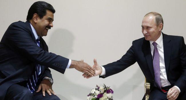 СМИ: Россия помогает Каракасу обойти американские санкции
