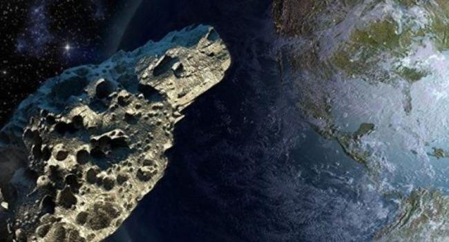 Астрономы зафиксировали полет огромного астероида мимо Земли