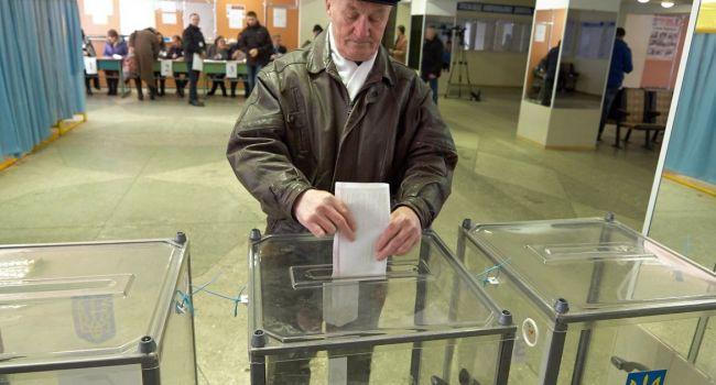 Историк: особая благодарность на сегодняшних выборах жителям Западной Украины