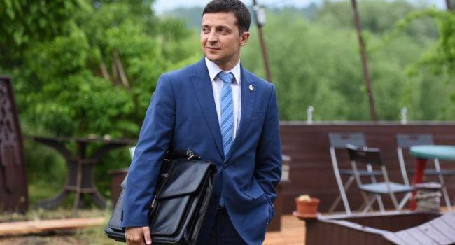 Зеленский президент: стало известно, как новоизбранный лидер решит вопрос Донбасса