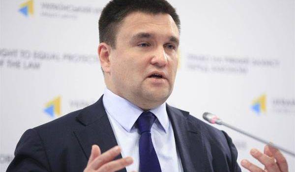 Климкин поздравил Зеленского с победой на выборах, пообещав записать специальное видеообращение