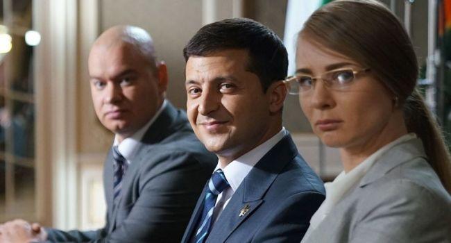 Выборы Зеленского – это цветочки, 25% украинцев готовы проголосовать на следующих выборах за партию-фейк