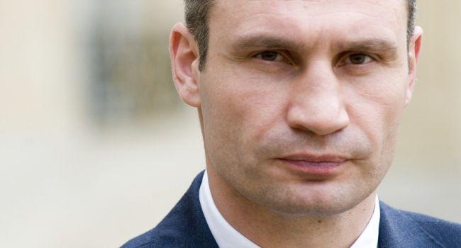 Кличко попросил Зеленского помочь решить финансовые проблемы киевлян