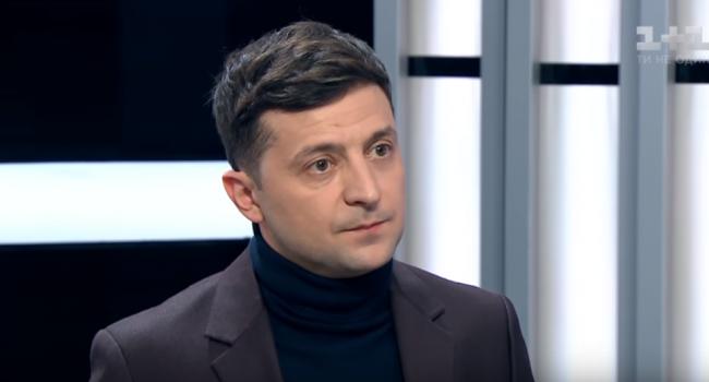 Положий: критикам Зеленского нужно сейчас же перестать называть его клоуном