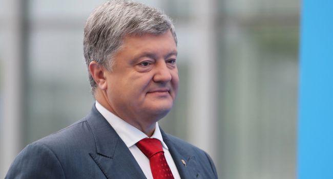 «Це було проникливо до мурашок»: Петро Порошенко подякував українцям, котрі прийшли його підтримати на Банковій