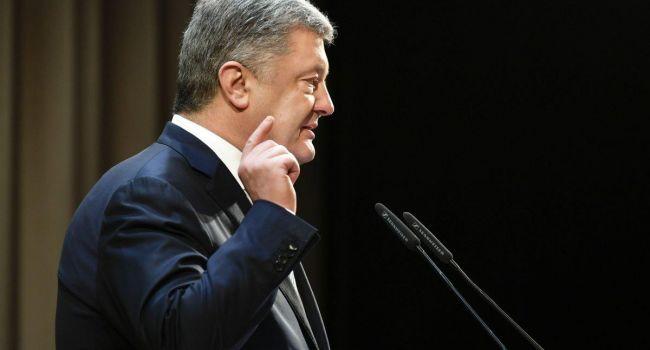 Философ назвал один из главных минусов президента Порошенко