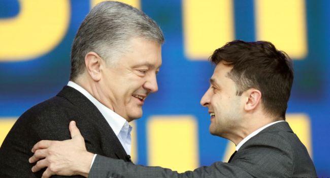 Карпенко: если Зеленский попросит помощи у Порошенко, то с нашим курсом в ЕС и НАТО все будет хорошо