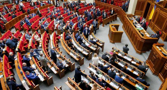 Олешко: там, где был украинский язык – не было даже попытки оккупации в 2014 году