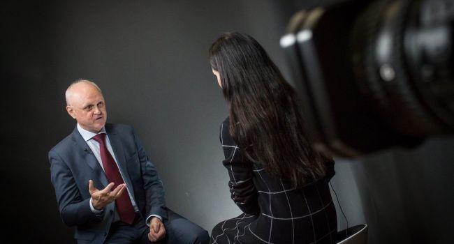 Ахеджаков: будущий министр обороны пообещал наказать виновных в конфликте на Донбассе, намекая явно не на Путина