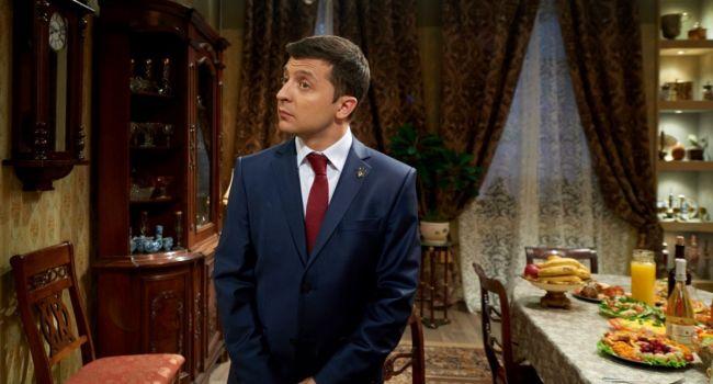 Журналист объяснил, как Зеленский сможет удержаться в должности президента