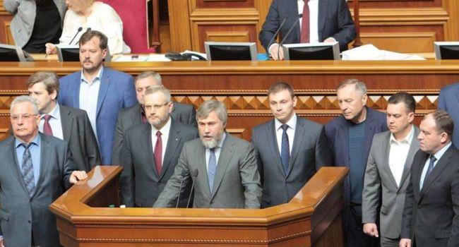 Муждбаеав: благодаря языковому вопросу мы увидели тех, кто готов сражаться за Украину, и тех, кто будет сидеть в ожидании, кто победит