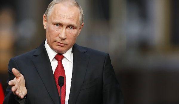 Путин отличился наглым выпадом в адрес «святого» Зеленского: видео