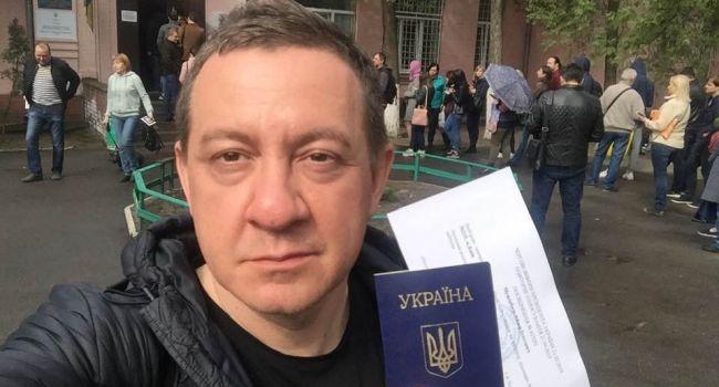 Муждабаев: категорически за единое гражданство для русских и малороссов