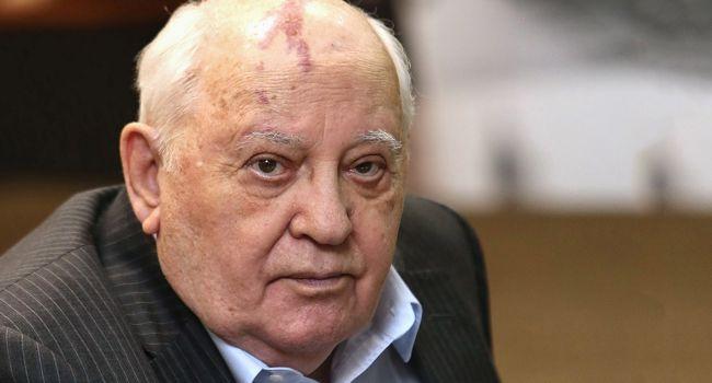 Горбачёв рассказал о трёх причинах начала ядерной войны
