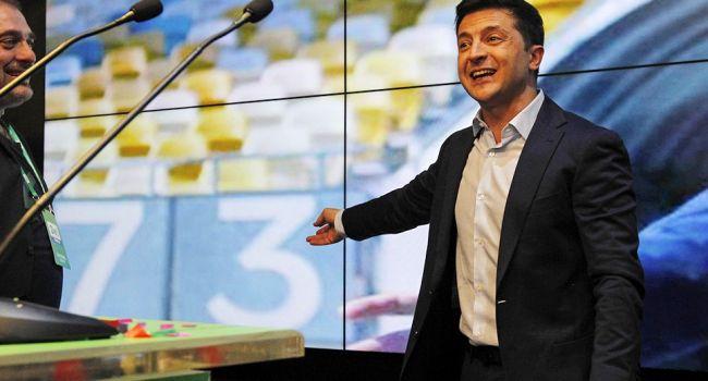Зеленский предложит Раде назначить инаугурацию на19мая