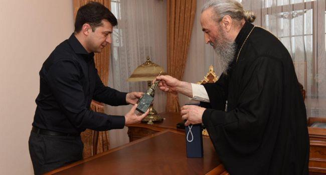 Муждабаев: первой, кто вздохнула с облегчением, как я и предполагал, стала РПЦ