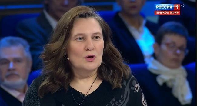 «Не надо было признавать наших майдаунных рагулей»: Монтян выступила за поглощение РФ Украины и Беларуси