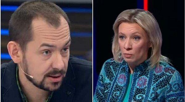 «Мария Владимировна разнесла всю контору»: Цимбалюк жестко разнес Захарову за ложь о катастрофе МН17