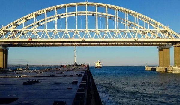 Крымские оккупанты нашли новый способ для пиара Керченского моста