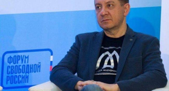 Муждабаев: мне говорили – «Вы чрезмерно драматизируете», когда первым начал называть РФ русским рейхом