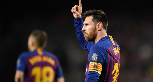 «600-ый гол»: Месси установил абсолютный рекорд в «Барселоне»