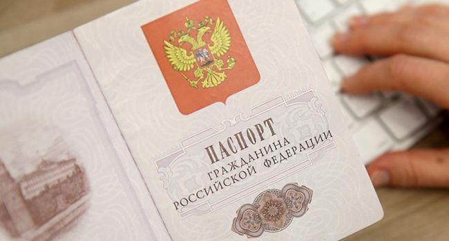 Муждабаев: в отношении российских паспортов в ОРДЛО нужно поступать точно также, как в Крыму