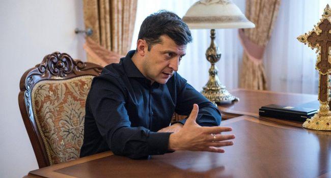 Палий: лично поддержку Зеленского, если он будет – укреплять суверенитет и армию, если же наоборот – пусть остерегается