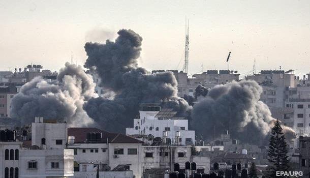 Израилю и Палестине удалось договориться о перемирии