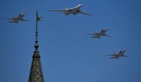 В Москве сорвали воздушную часть парада: первые подробности