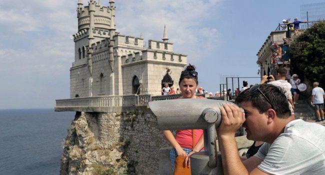 Черняк: «Среди украинцев становится модным рассказывать об отдыхе в Крыму»