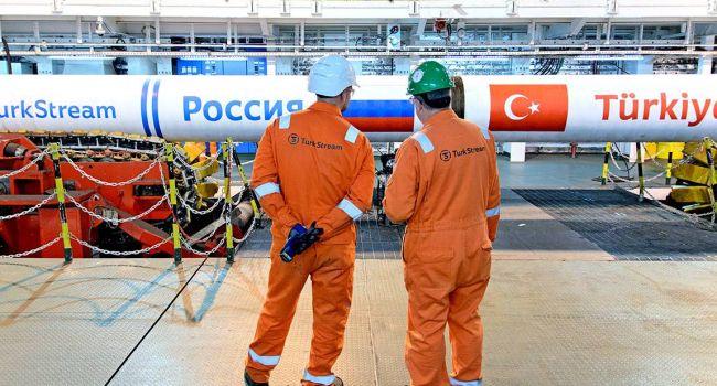 Газопровод «Турецкий поток» введут вэксплуатацию доконца 2019 года