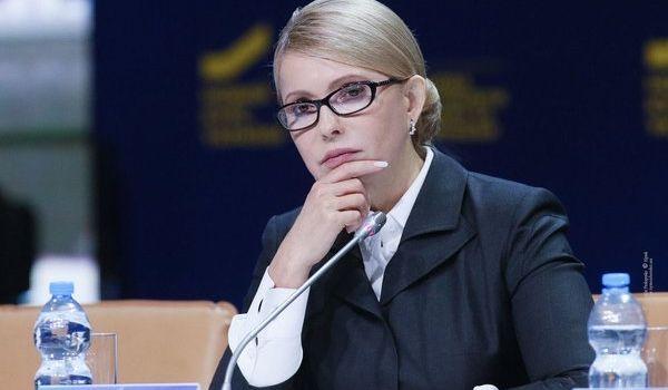 Готова содействовать: Тимошенко пообещала Зеленскому помощь в расследовании преступлений Порошенко