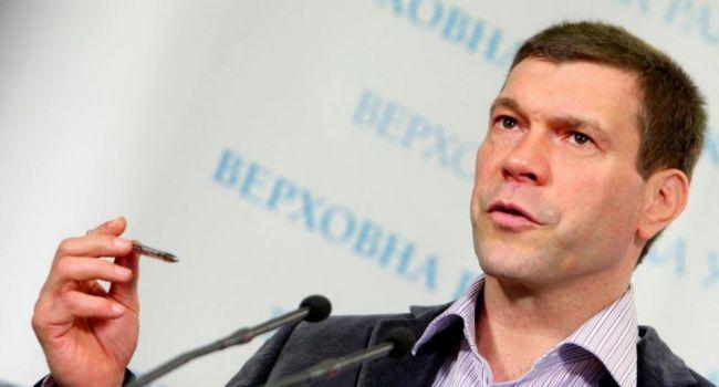 Царёв: «Влияние Разумкова в команде Зеленского снижается»