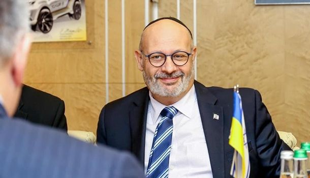 Йоэль Лион опроверг информацию о совместном производстве оружия Израилем и Украиной