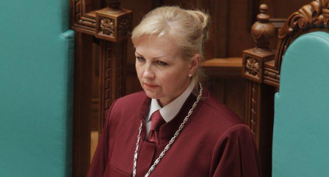 Названа фамилия новой главы Конституционного суда Украины