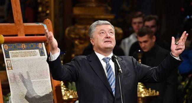 Михаил Подоляк назвал Порошенко как главную  причину церковного скандала в Украине