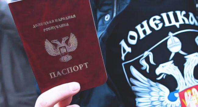 «Больные, телевизор вместо мозга»: жители оккупированного Донбасса пожаловались на российские паспорта и Путина