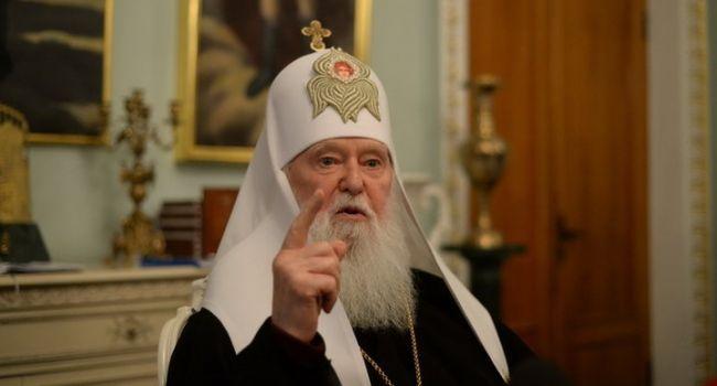 Если бы в середине 90-х во главе РПЦ встал Филарет, то сегодня мы бы увидели русофила и украинофоба - Фесенко