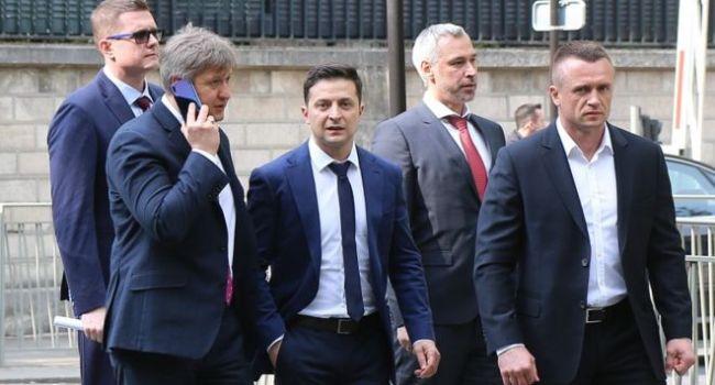Команда Зеленского намерена провести переговоры по газу