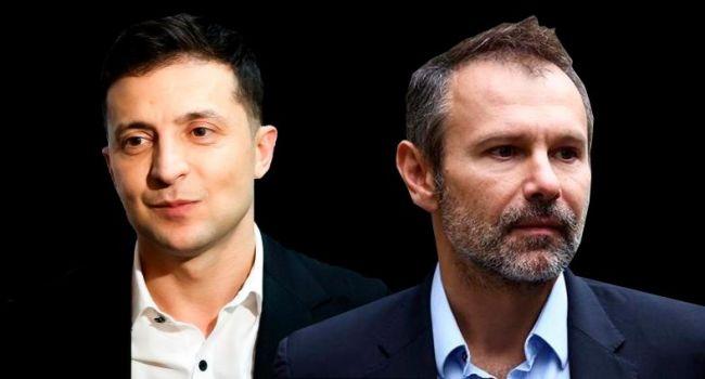 Главными игроками на парламентских выборах могут стать Вакарчук и Зеленский - Бутусов